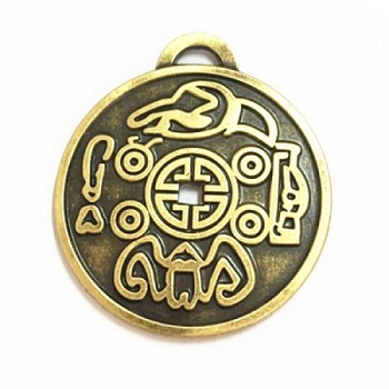 Koin Amulet — Apa itu di Indonesia
